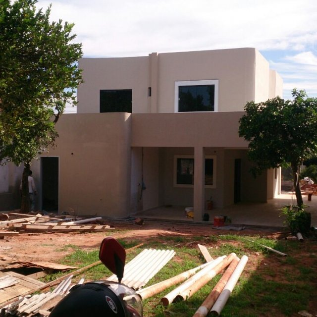 Casa 256 18024 m2 de construccion