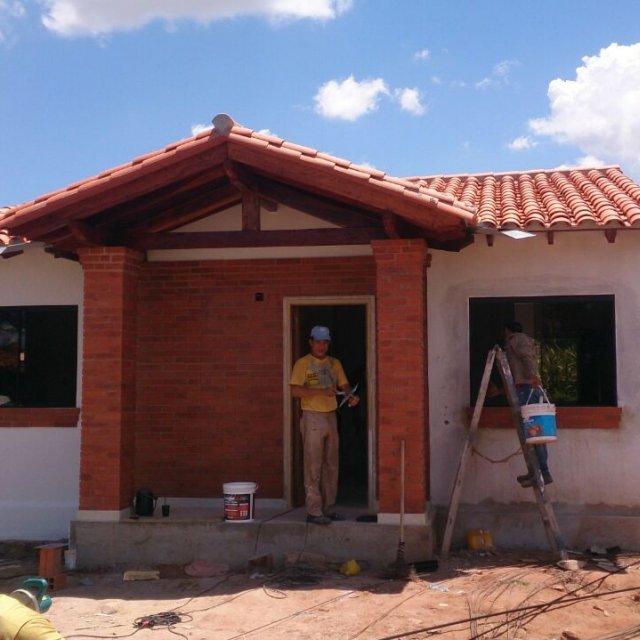 CASA- 257 - 73,39 M2 DE CONSTRUCCIÓN