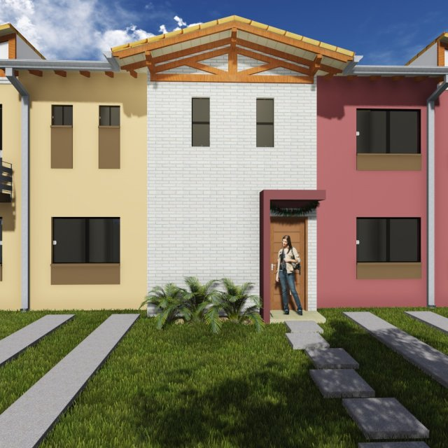 CASA- 382- 150,77 M2 DE CONSTRUCCION
