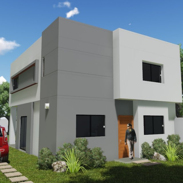 CASA- 248 - 164,40 M2 DE CONSTRUCCION